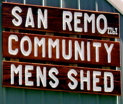 Community Men's Shed